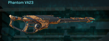 Indar canyons v1 sniper rifle phantom va23