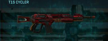 Tr zebra assault rifle t1s cycler