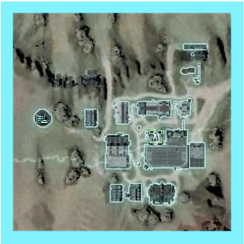 Alkali Mining Supply Capture Points