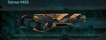 Indar canyons v1 assault rifle corvus va55