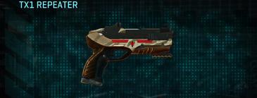 Indar dunes pistol tx1 repeater