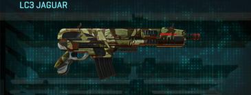 India scrub carbine lc3 jaguar
