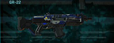 Nc patriot assault rifle gr-22