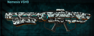 Forest greyscale rocket launcher nemesis vsh9