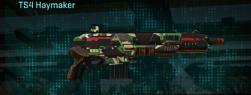 African forest shotgun ts4 haymaker