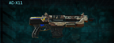 Desert scrub v2 carbine ac-x11