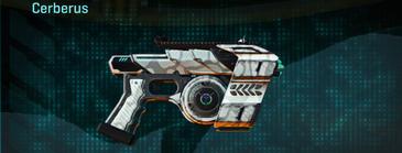 Esamir snow pistol cerberus