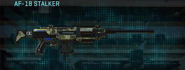 Pine forest scout rifle af-18 stalker