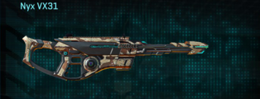 Desert scrub v2 scout rifle nyx vx31
