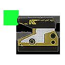 Icon WeaponAttachment common ReflexSight 001 smallCross