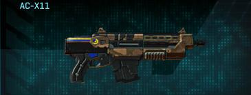 Indar plateau carbine ac-x11