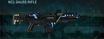 Nc alpha squad assault rifle nc1 gauss rifle