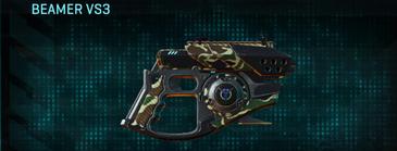 Scrub forest pistol beamer vs3