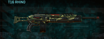 Temperate forest lmg t16 rhino