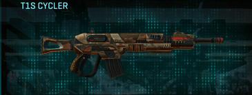 Indar rock assault rifle t1s cycler