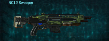 Amerish forest shotgun nc12 sweeper