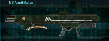 Clover rocket launcher ns annihilator