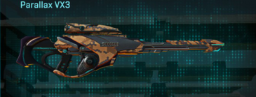 Indar canyons v1 sniper rifle parallax vx3
