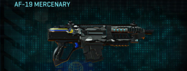 Indar dry brush carbine af-19 mercenary