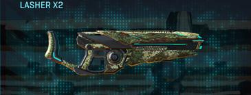 Pine forest heavy gun lasher x2