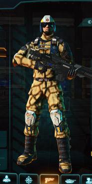 Nc giraffe combat medic