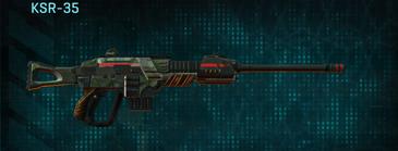 Amerish scrub sniper rifle ksr-35