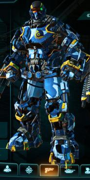 Nc alpha squad max