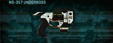 Rocky tundra pistol ns-357 underboss