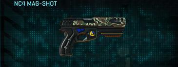 Scrub forest pistol nc4 mag-shot