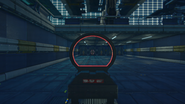 RTA Reflex Sight (1X) — Open Cross low light