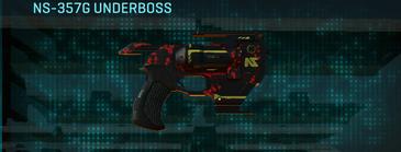Tr loyal soldier pistol ns-357g underboss