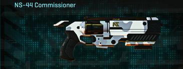 Esamir ice pistol ns-44 commissioner
