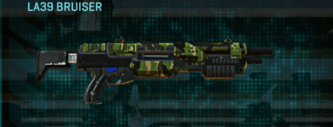 Jungle forest shotgun la39 bruiser