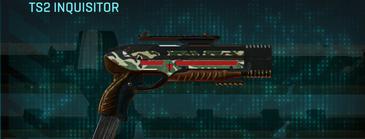 Scrub forest pistol ts2 inquisitor