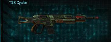 Amerish leaf assault rifle t1s cycler