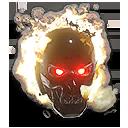 Inferno Skull NS Helmet