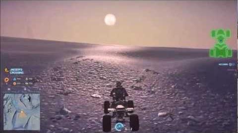 Planetside 2 Esamir Jaeger's Crossing - Guide
