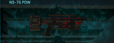 Tr loyal soldier smg ns-7g pdw