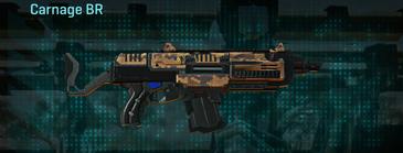 Indar canyons v1 assault rifle carnage br