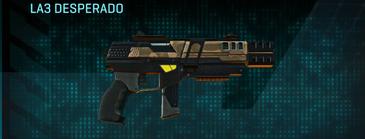 Indar plateau pistol la3 desperado