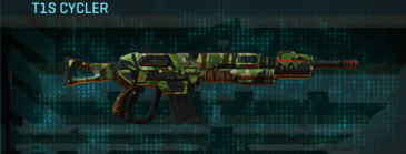 Jungle forest assault rifle t1s cycler