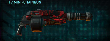 Tr alpha squad heavy gun t7 mini-chaingun
