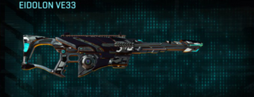 Indar dry brush battle rifle eidolon ve33