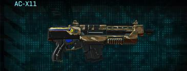 Indar dunes carbine ac-x11