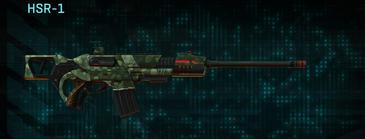 Amerish grassland scout rifle hsr-1