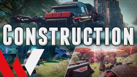 Construction System Walkthrough - PlanetSide 2