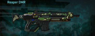 African forest assault rifle reaper dmr