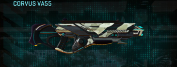 Indar dry ocean assault rifle corvus va55