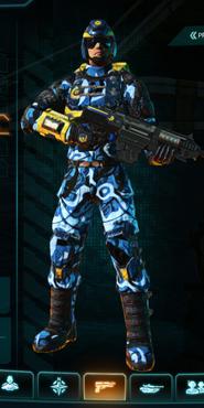 Nc alpha squad engineer