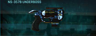 Nc alpha squad pistol ns-357b underboss